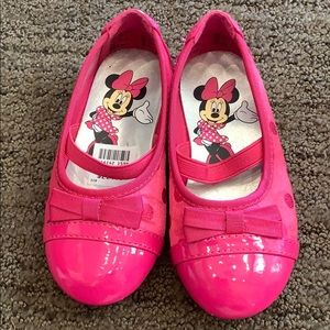 Disney size 7 1/2 dress shoes